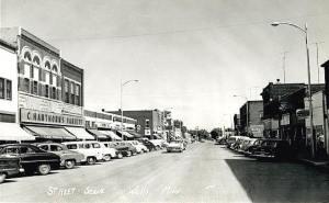 Wells Main Street
