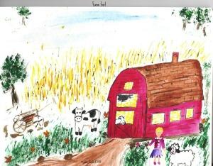 farm girl1