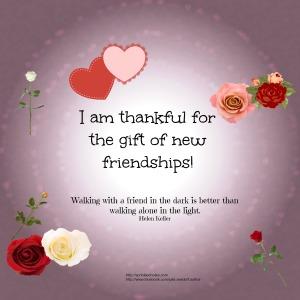 friend thankful