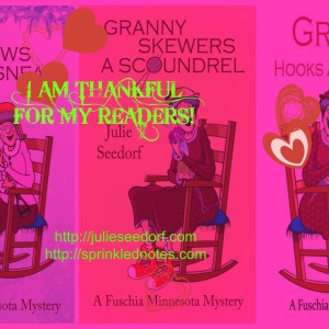 thankful readers