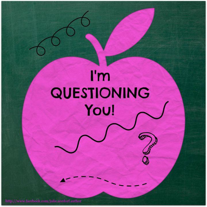 I'm Questioning You!