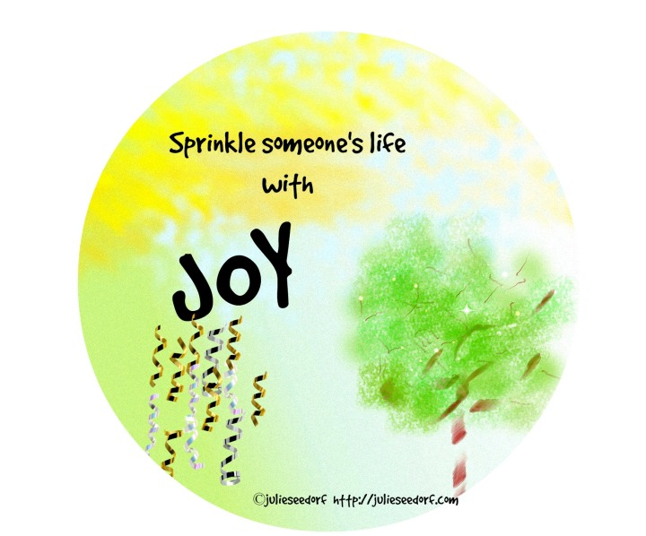 SPREAD JOY!