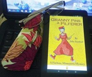 GRANNY PINS A PILFERERlisa