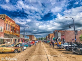 Main Street during our 2019 Car Show weekend Photography by Dp Photography